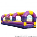 Water Fun - Slip and Slide Inflatable - Bounce House With Slide - Wet Jumper Product