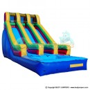 Backyard Water Slide - Kids Water Slide - Slip and Slide - Outdoor Water Game