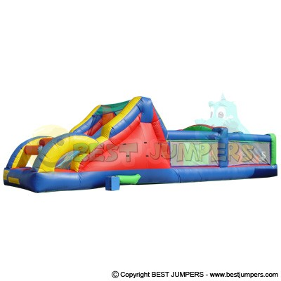 obstacle course, inflatable games for sale, buy interactive jumpers, bouncy games, moonwalks for sale