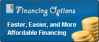 Faster, Easier, and More