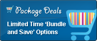 Limited Time Bundle and Save Options